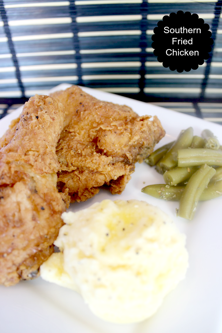 Fried Chicken Sunday Dinner Ideas