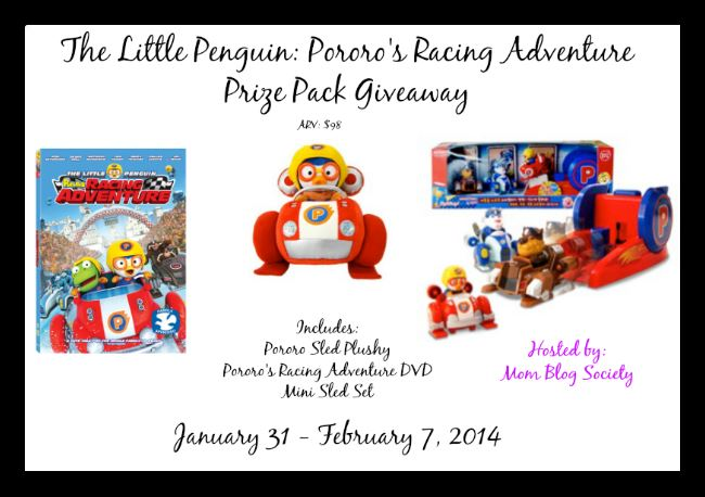 pororo giveaway