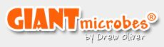Giant Microbes logo