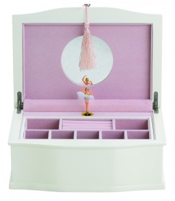Surprise Your Little Girl with a Ballerina Jewelry Box Mom Blog