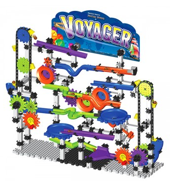 Techno Gears Marble Mania Voyager Mom Blog Society