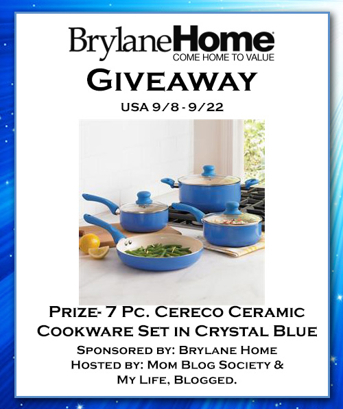 7 Pc Cereco Ceramic Cookware Giveaway My Dairyfree