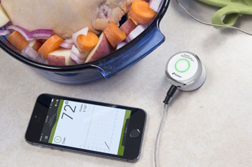 iDevices Kitchen Thermometer Mini - Mom Blog Society