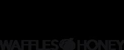 waffles & honey logo