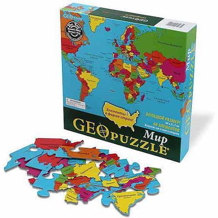 geo-puzzle-world