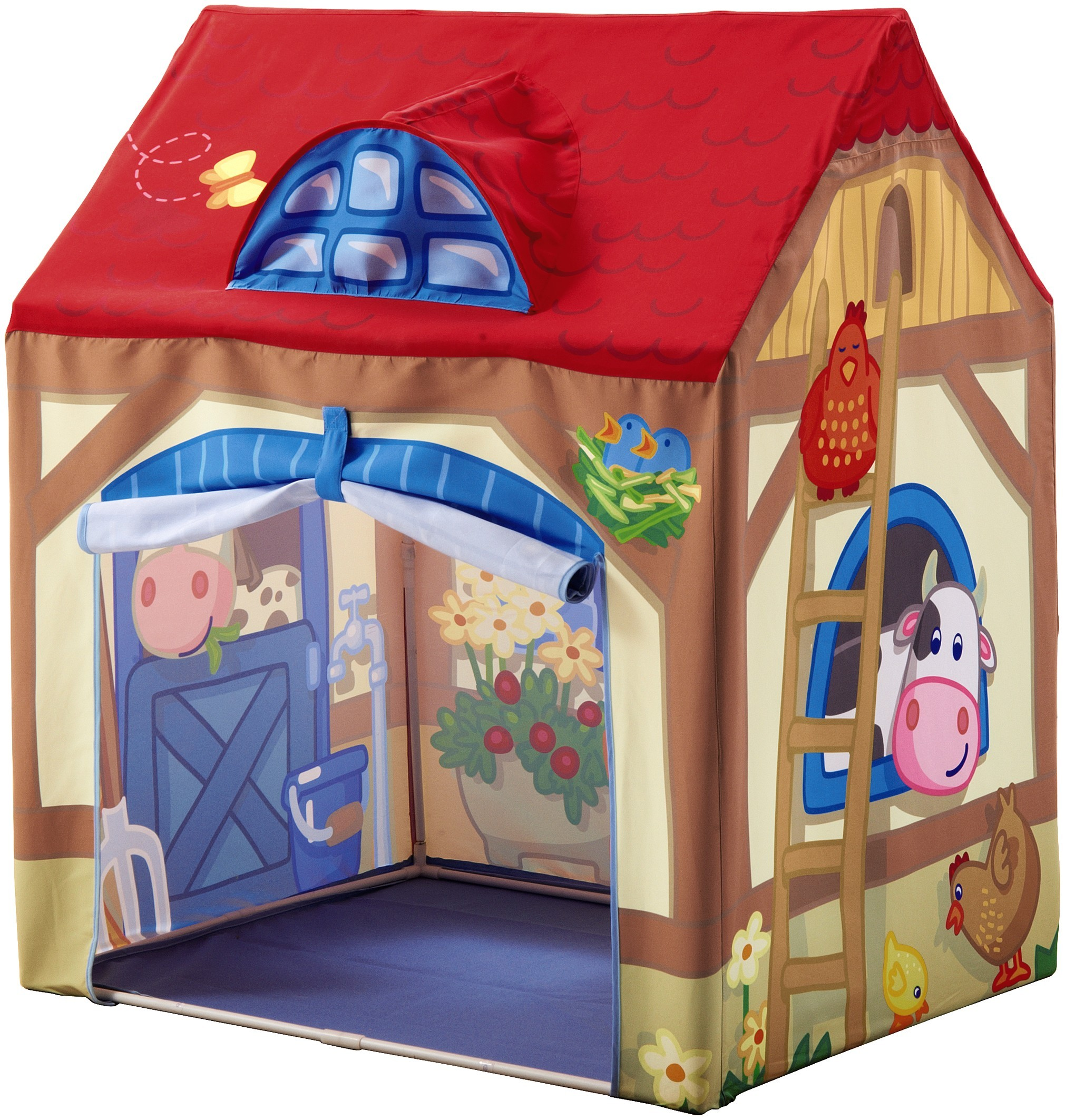 HABA USA has some awesome tents that you can use indoors and your children will love. This winter in Pennsylvania it will be cold so what better way to ...  sc 1 st  Mom Blog Society & HABA Tents fun for your kids indoors - Mom Blog Society