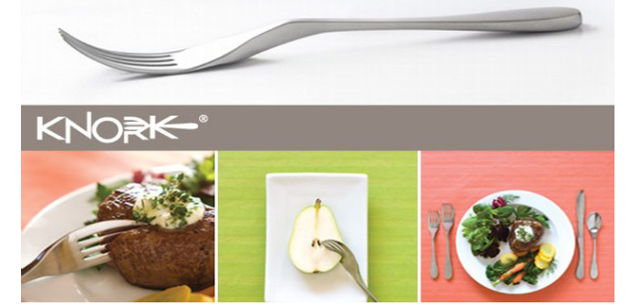 sc 1 st  Mom Blog Society & Knork Flatware every home needs a set!