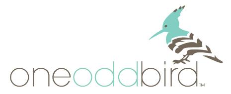 oneoddbird logo
