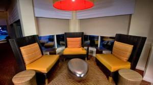 Lobby Fireplace Lounge