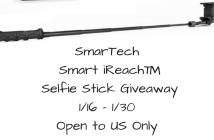 SmarTech Smart iReach Gadget Giveaway
