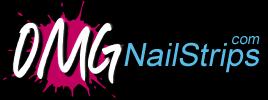 omg nail strips logo
