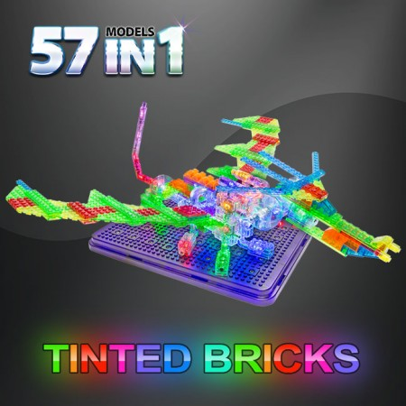 dragon-model-with -3d-lightboard