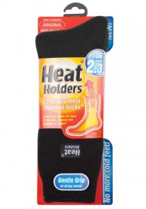 heatholders socks