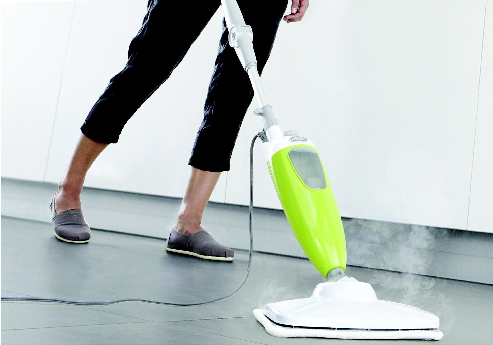Amazing Steam Mop PLUS Side