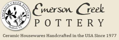 emerson creek pottery logo