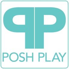 posh play logo