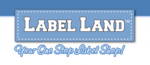 Label Land Logo
