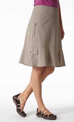 Royal Robbins Embossed Discovery Skirt