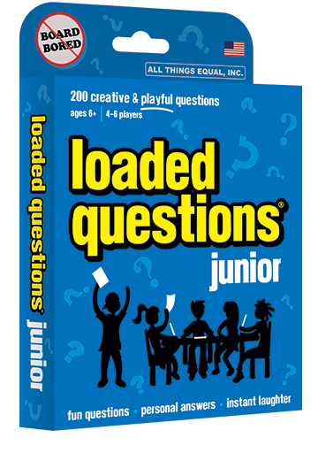 Loaded Questions Party: An Epic Party Game
