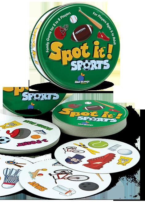 Spot it Sports