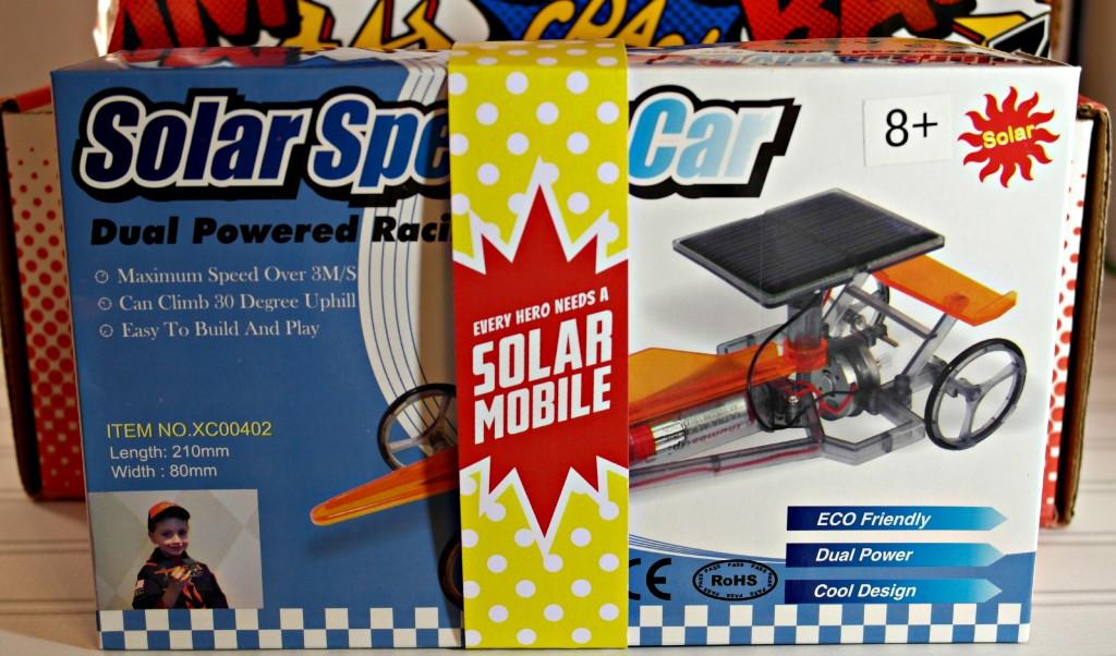 ck solar speed car