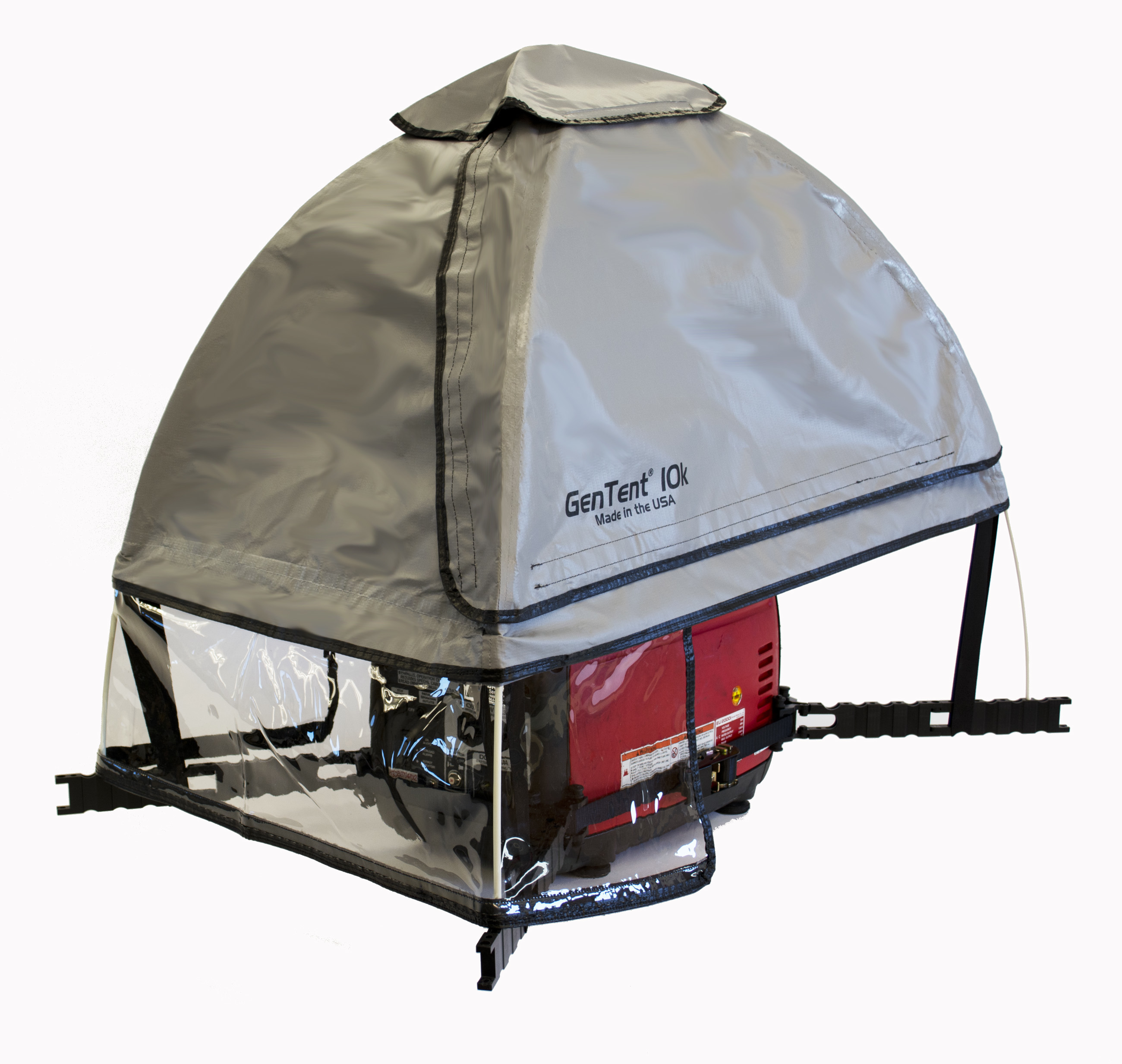 Give Dad A Special Gift This Father's Day - GenTent Safety Canopies - Mom Blog Society