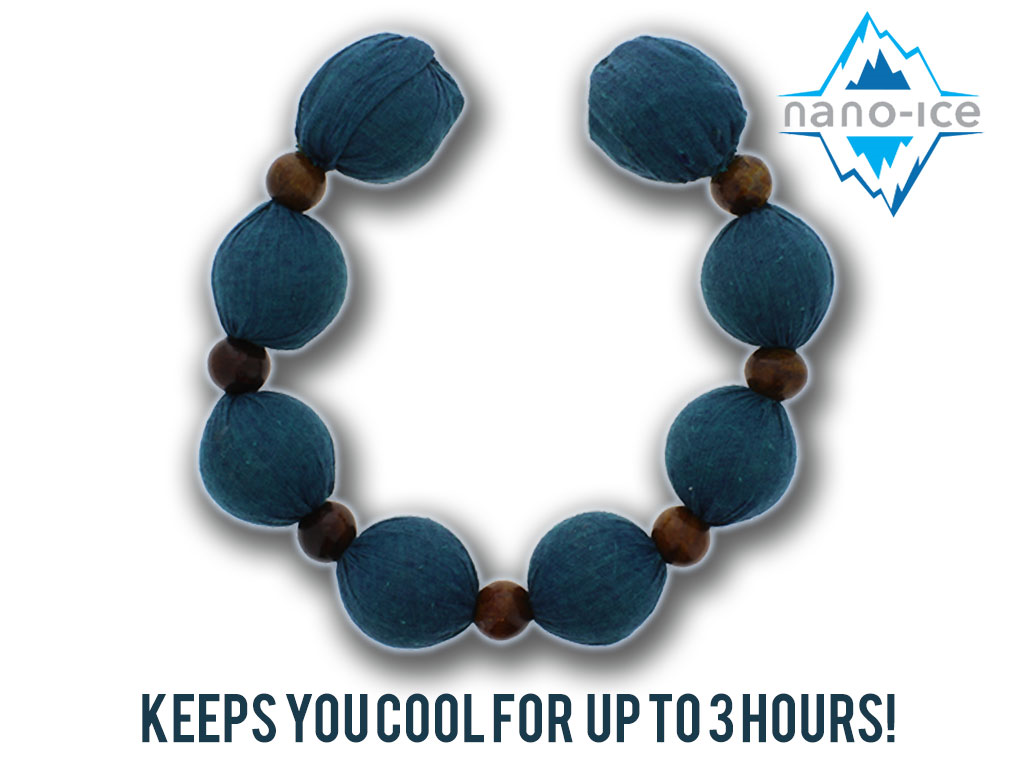Cooling Necklaces That You Freeze : Keep your cool with collar mom society