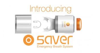 Saver System-Smoke inhalation