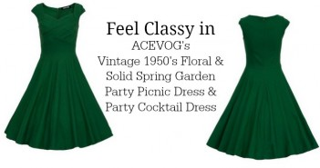 ACEVOG Dresses