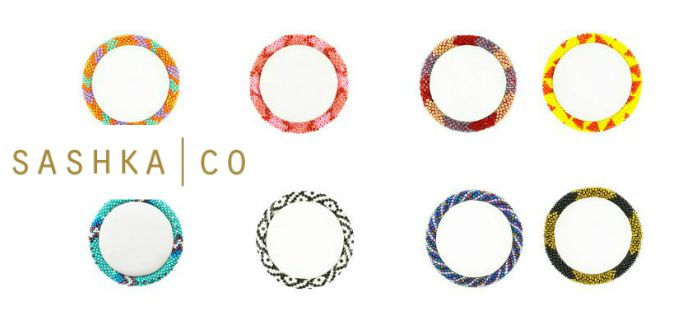 sashka co bracelets