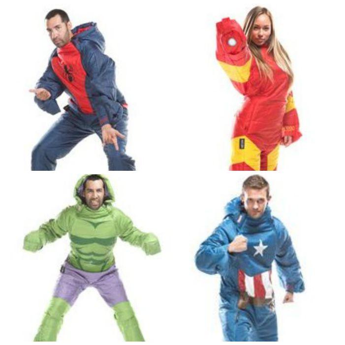 Selk'bag Marvel Collage