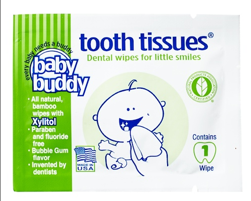 baby buddy tooth tissues 4