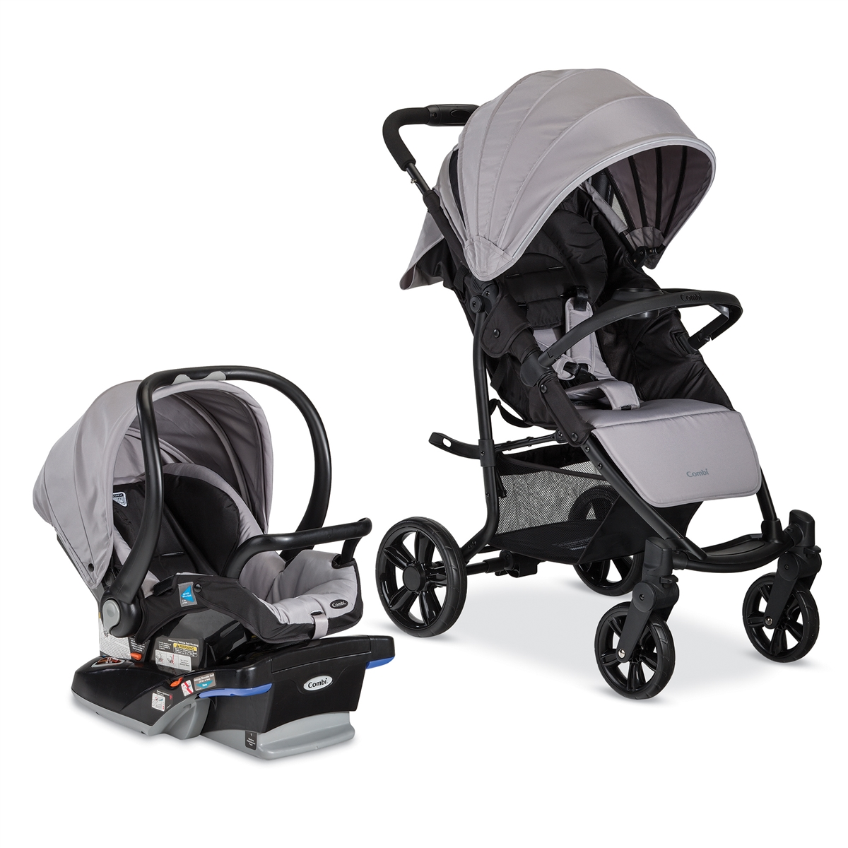 Go Walking With Combi Shuttle Travel System Mom Blog Society