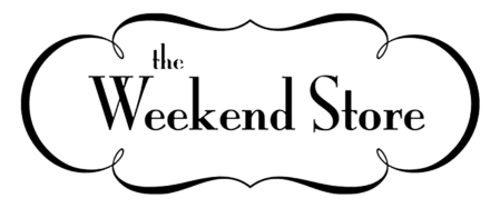 weekend store logo