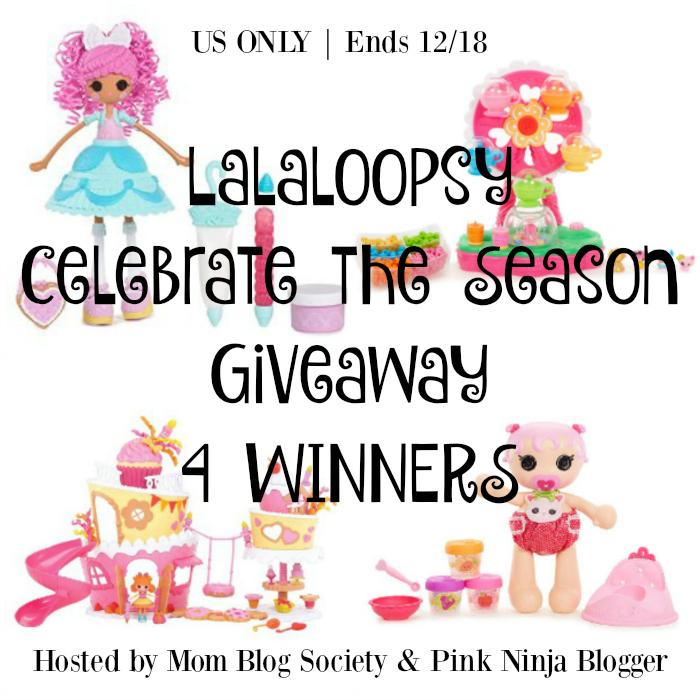 Lalaloopsy MBS Giveaway