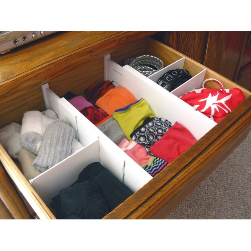 Organizing Ideas and Storage for Home Office Closets