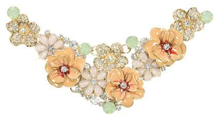 Classic Blossoms Necklette