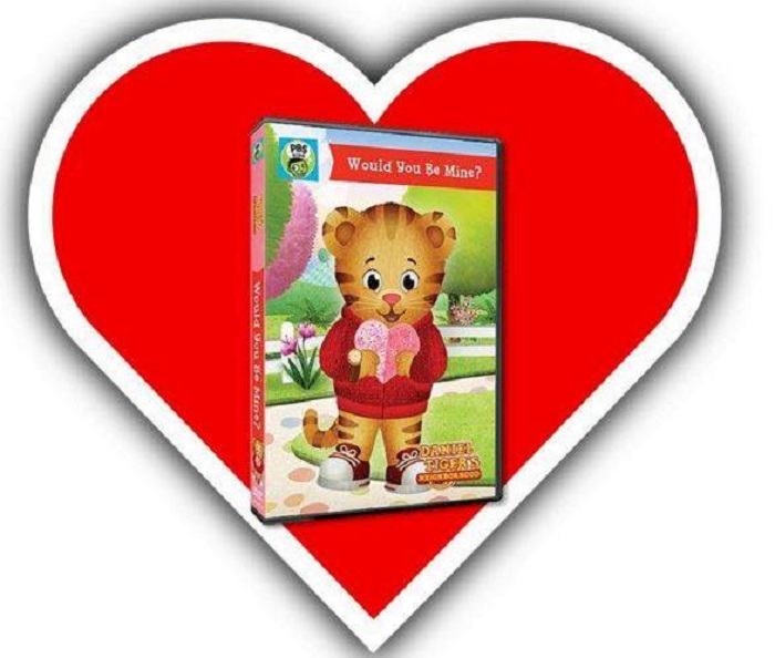 Would You Be Mine? Daniel Tiger's Neighborhood DVD