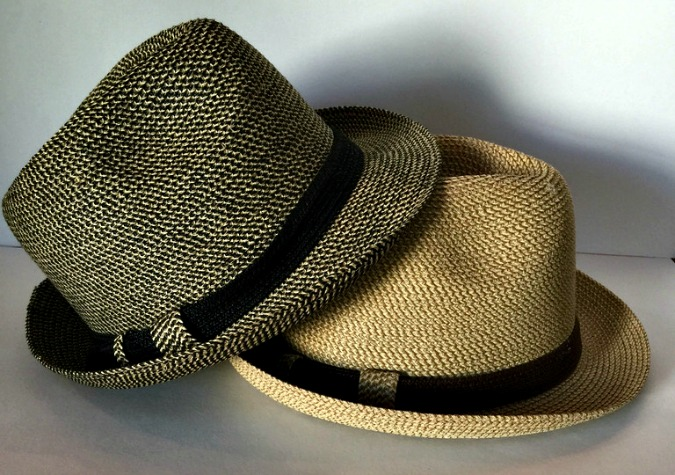 Hippy Spirit Tweed Fedoras