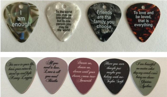 HS Guitar Picks