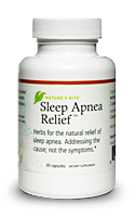 Sleep Apnea Nature's Rite