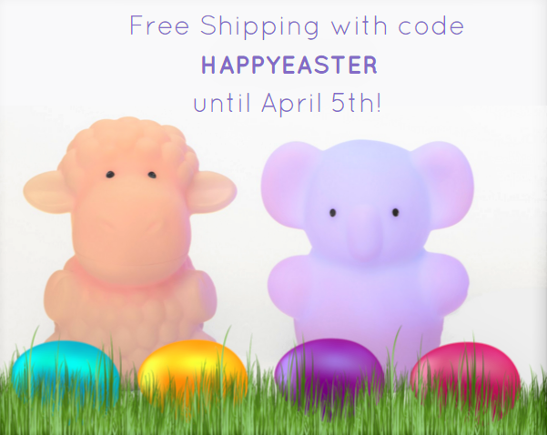 KinderGlo Free Shipping Through April 5th 2016