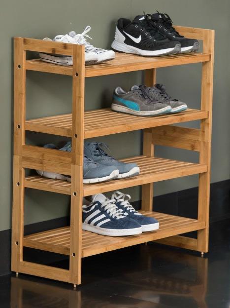 Trinity Shoe Racks sta