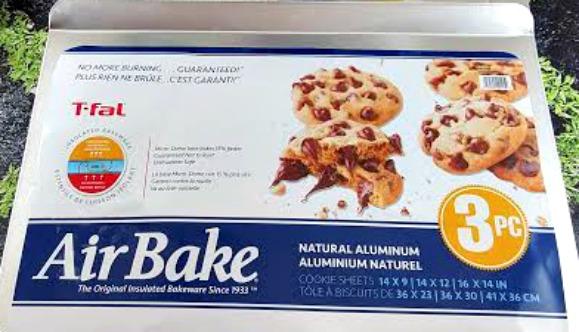 Healthy Airbake Pans