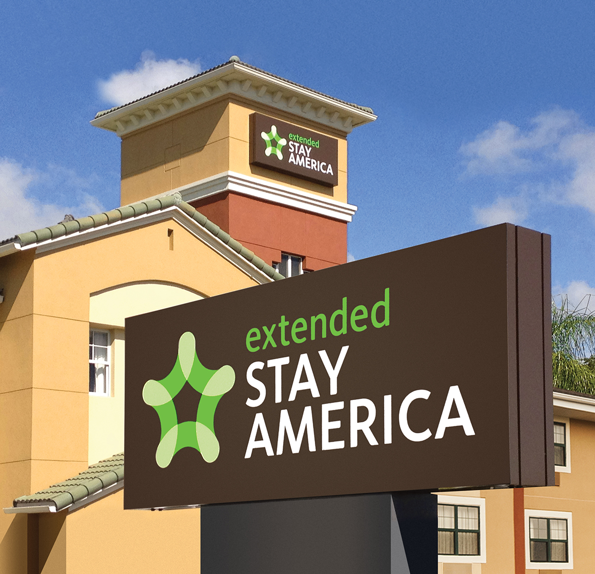 Extended Stay America is the convenient, affordable hotel choice for savvy business and leisure travelers alike. All hotels are either owned and/or managed by Extended Stay America, Inc. or one of its affiliates, or owned and operated by a franchisee of Extended Stay America, Inc. or one of its affiliates.
