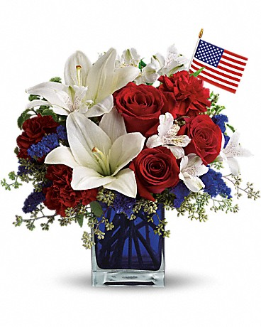 america the beautiful from Teleflora