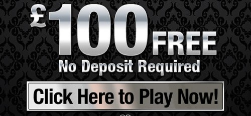 No Deposit Casino Bonus Code List