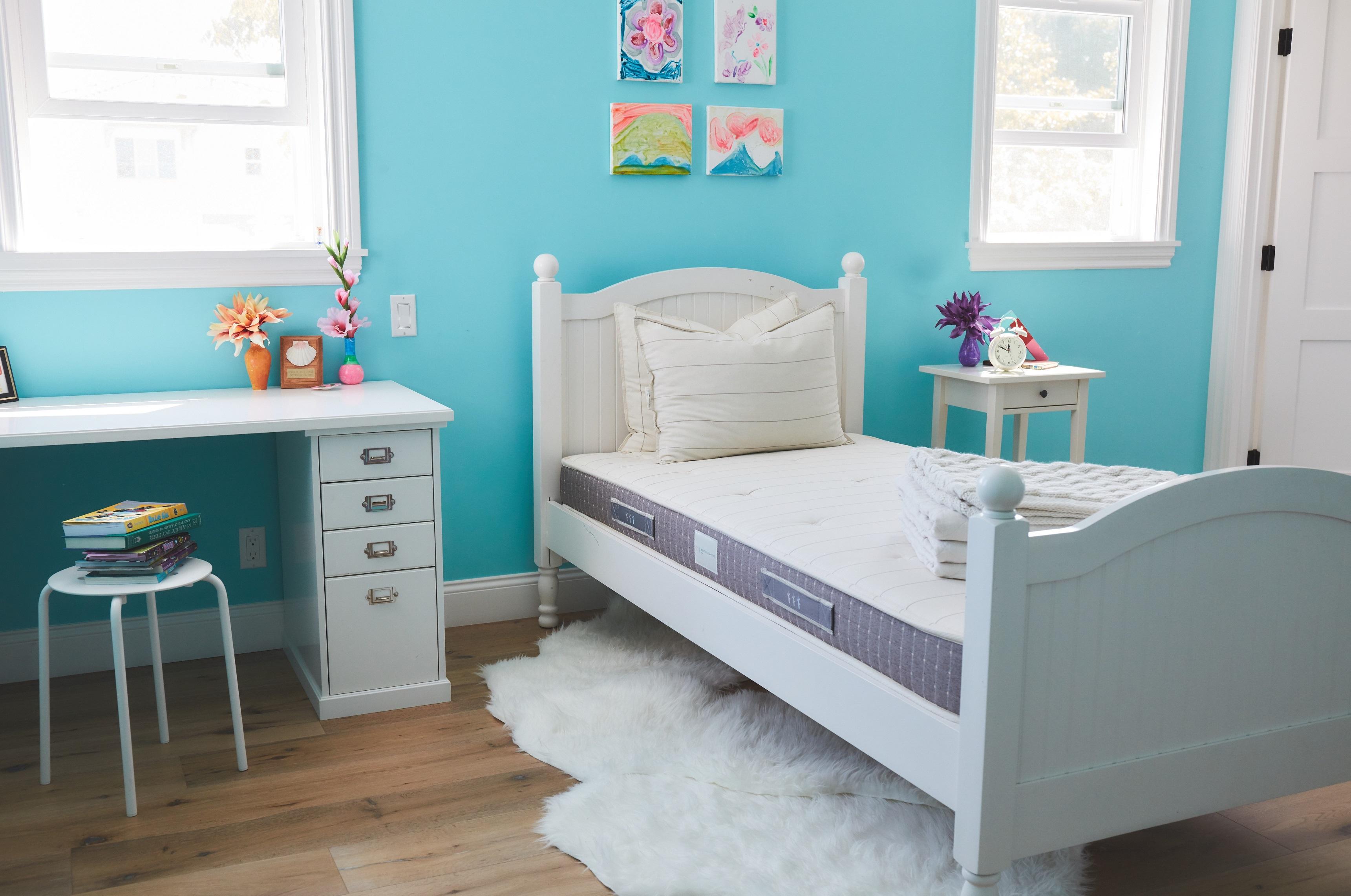 brentwood homeu0027s juniper kidu0027s mattress is a dream - Brentwood Mattress