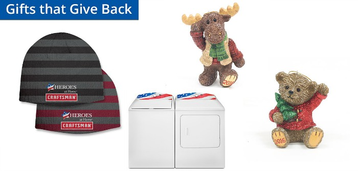 Heroes at Home Gifts that Give Back