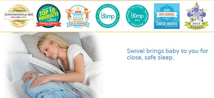 Halo® Bassinest® Swivel Sleeper